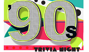 Image of Nineties-themed Trivia Night on Feb. 24 to benefit student scholarships at SCC